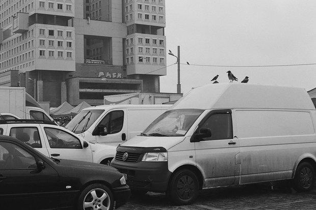 Печатный гид по Калининграду с показа Гоши Рубчинского. Изображение № 8.