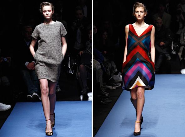 Изображение 3. Показы на Milan Fashion Week FW 2011: день 2.. Изображение № 2.