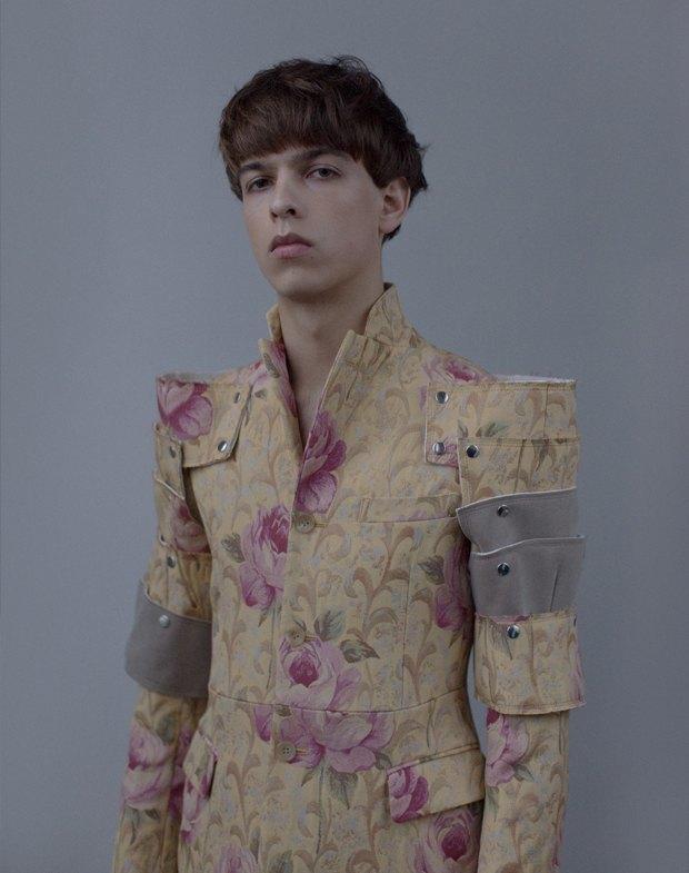Masculin Féminin: Мужчины о праве носить женскую одежду. Изображение № 15.