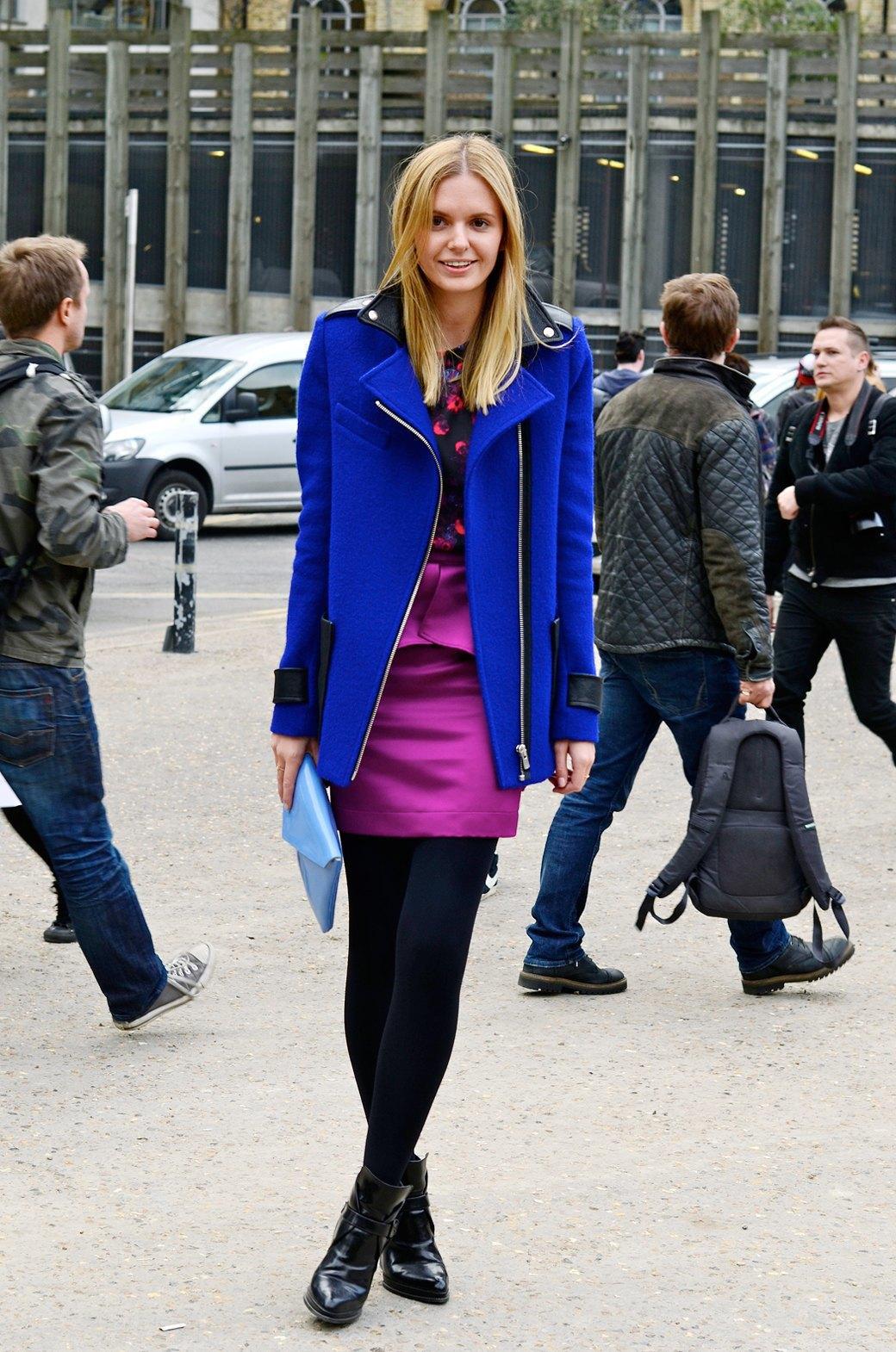 Неделя моды в Лондоне, часть I. Изображение № 23.