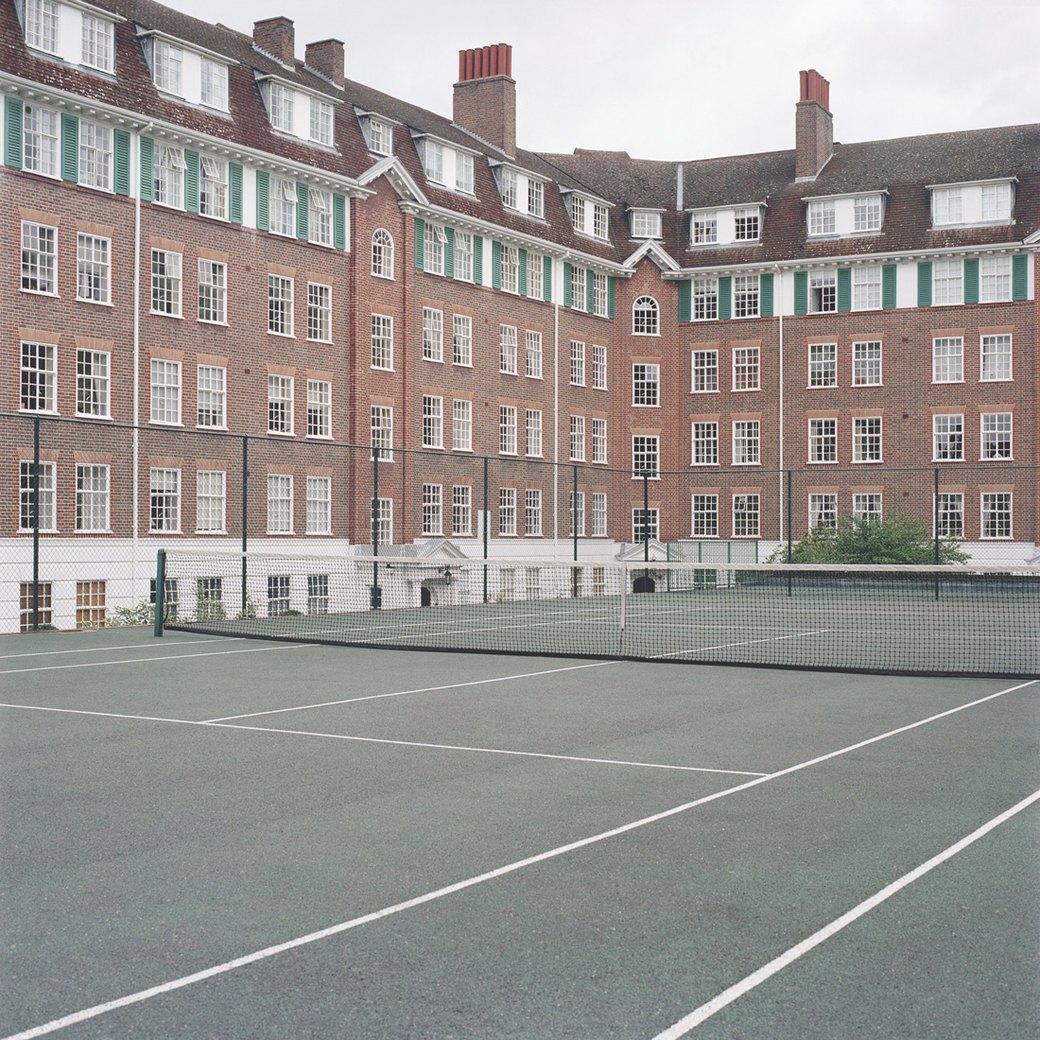 «Courts»: Заброшенные спортплощадки . Изображение № 3.