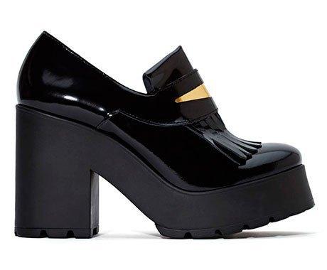 Бери повыше:  12 пар осенней обуви  на платформе. Изображение № 8.