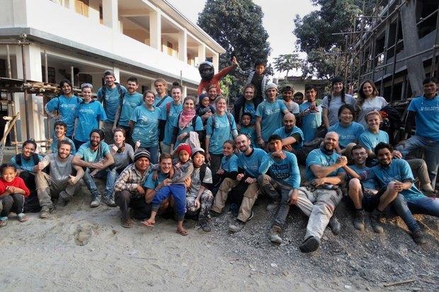 Как я строила школу в Непале после землетрясения. Изображение № 2.