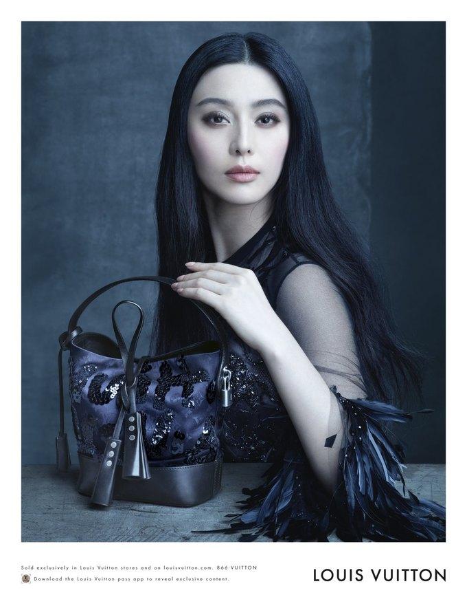Катрин Денев и София Коппола в рекламной кампании Louis Vuitton. Изображение № 7.