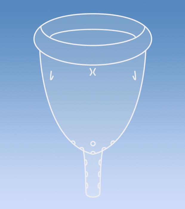 Редакция Wonderzine пробует менструальные чаши. Изображение № 7.