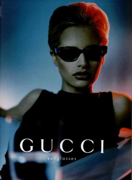 Рекламная кампания Gucci весна-лето — 1998. Изображение № 19.