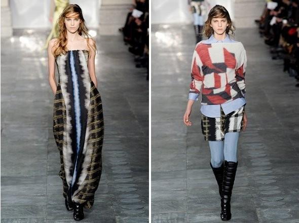 Показы на London Fashion Week AW 2011: день 4. Изображение № 2.