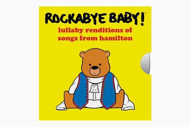 «Rockabye Baby!»: Подборки колыбельных из известных песен. Изображение № 3.
