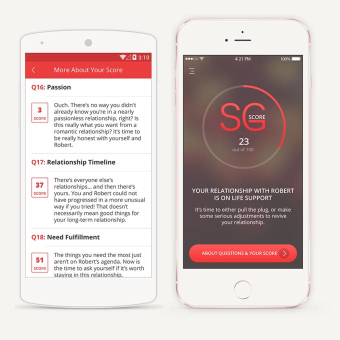 Вышло приложение StayGo для анализа отношений . Изображение № 1.
