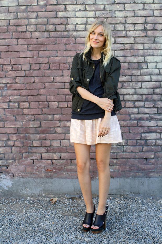 Гардероб: Мари Хэндкер Уолтерс, автор блога Blame It On Fashion. Изображение № 35.