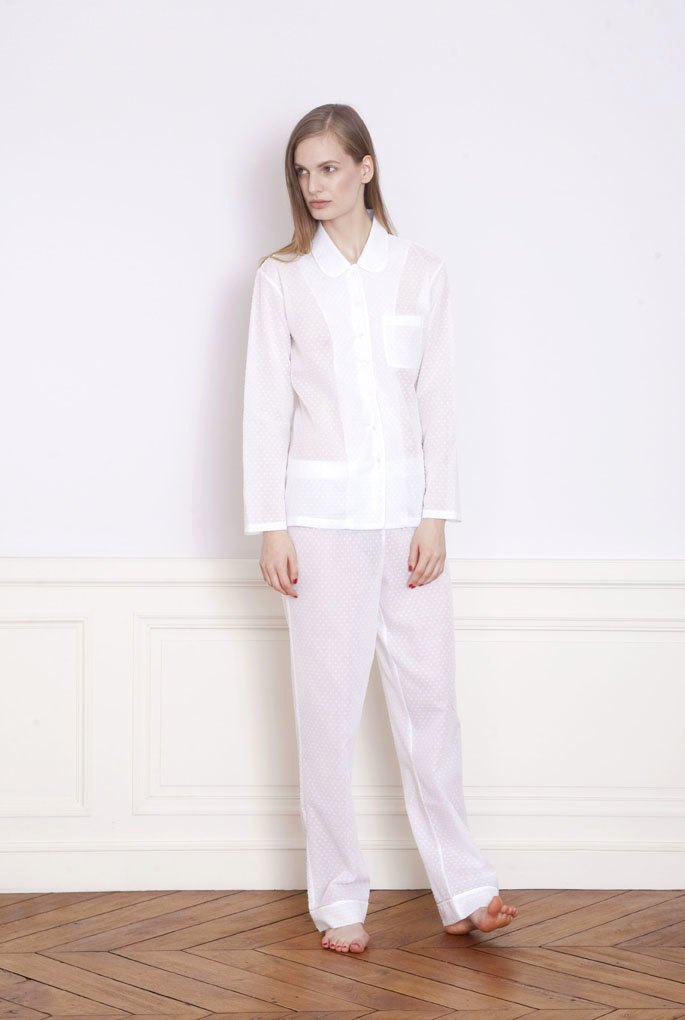 Пижамы из шелка Raphaëlla Riboud. Изображение № 6.