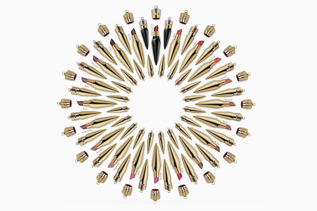 38 роскошных помад  Christian Louboutin. Изображение № 2.