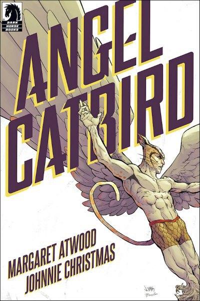 Маргарет Этвуд работает над графическим романом в трех частях. Изображение № 1.
