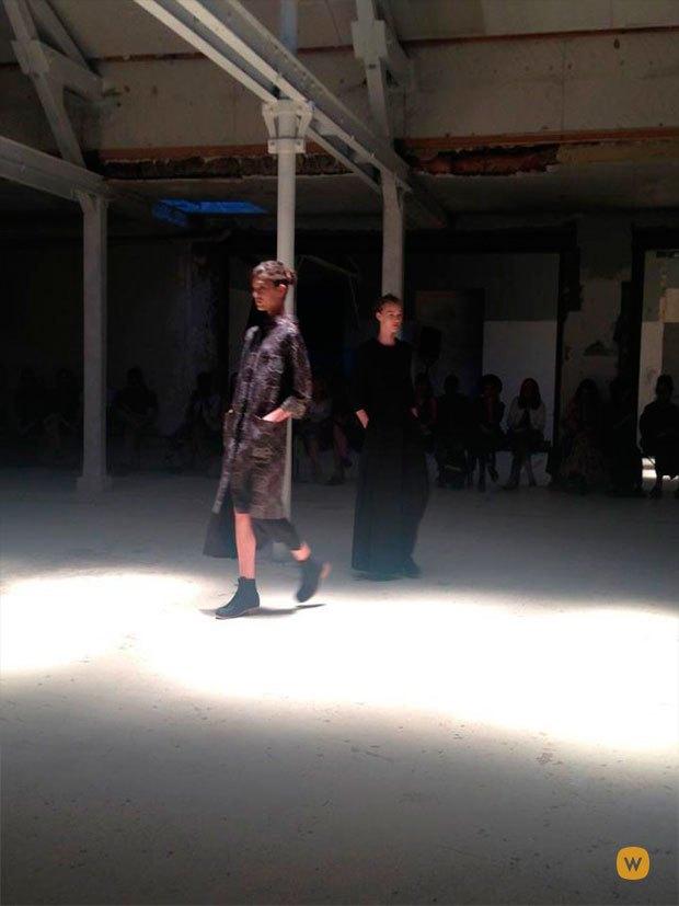 Прямой репортаж  с Paris Fashion Week:  День 1. Изображение № 11.