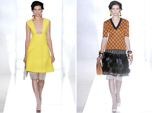 Показы Milan Fashion Week SS 2012: День 5. Изображение № 6.