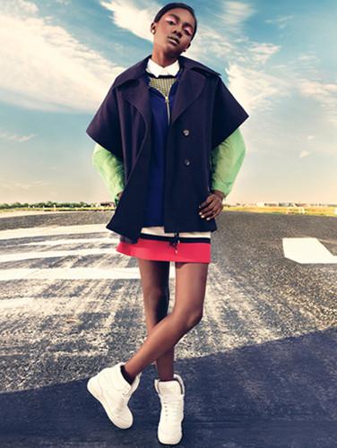 Няша Матонодзе для Teen Vogue. Изображение № 41.