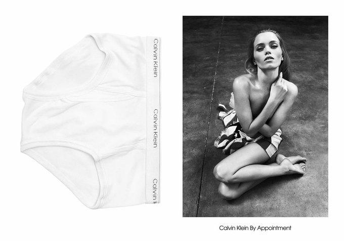 Милли Бобби Браун снялась в кампании Calvin Klein. Изображение № 15.