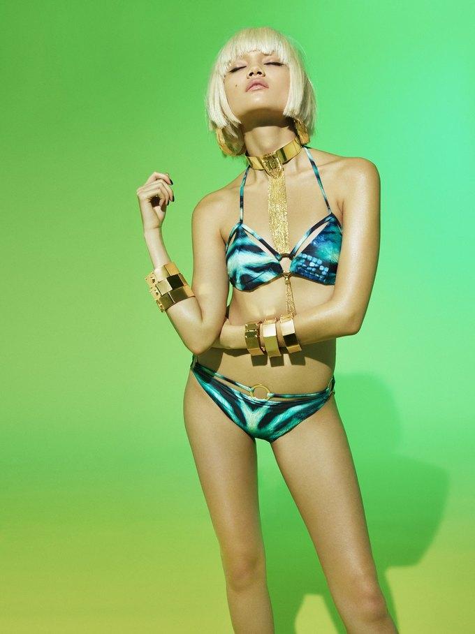Стартуют продажи коллекции Кэти Ири для River Island. Изображение № 3.