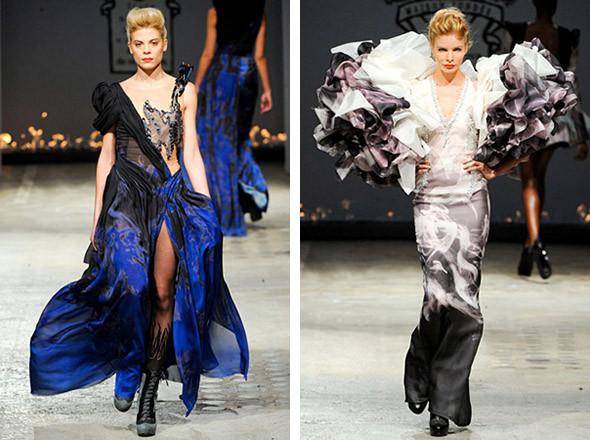 On Aura Tout Vu Couture SS 2012 . Изображение № 6.