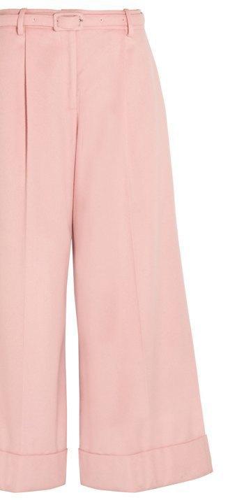 Широкие брюки в осенне-зимних коллекциях. Изображение № 13.