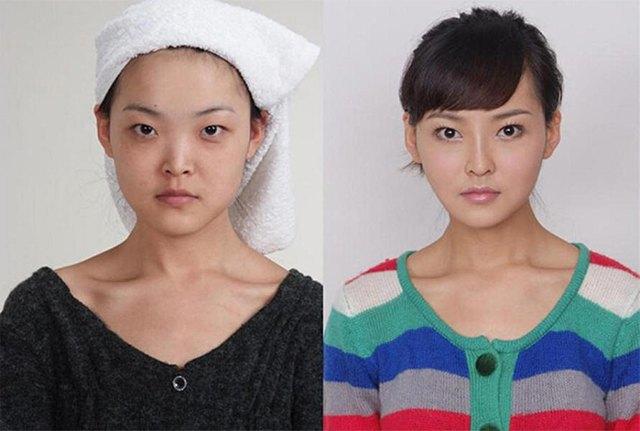 Стандарты красоты: китаянки после пластики. Изображение № 7.