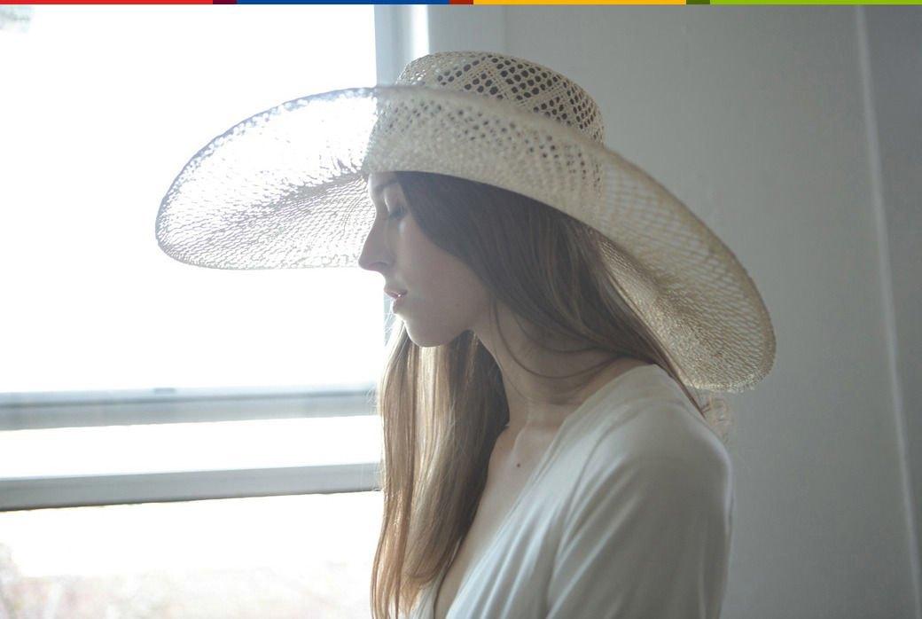 Тело в шляпе: Дизайнер аксессуаров Дани Грифитс и ее коллекция головных уборов. Изображение № 4.