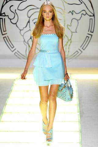 Milan Fashion Week: показ Versace SS 2012. Изображение № 25.