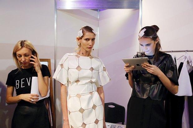 Что происходит  с украинской модой:  Коллекция Bevza SS 2014. Изображение № 9.