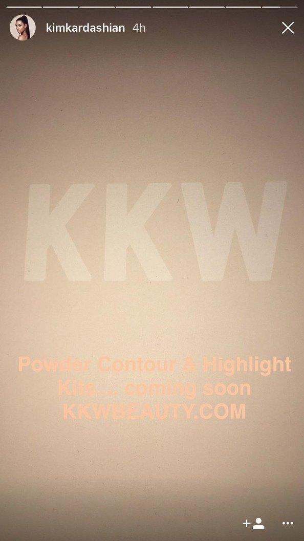Ким Кардашьян выпустит новые наборы для контуринга и хайлайтинга. Изображение № 4.