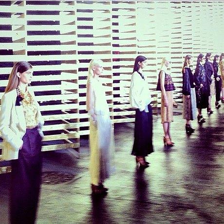 Главные показы  второго дня  Paris Fashion Week. Изображение № 4.