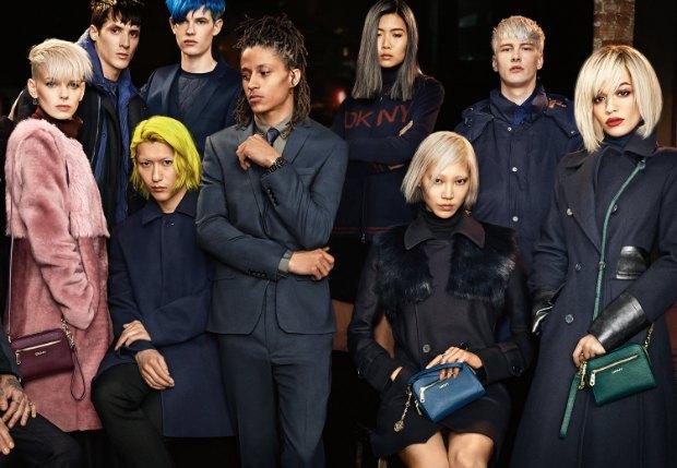 У DKNY вышла рекламная кампания с «настоящими нью-йоркцами». Изображение № 1.