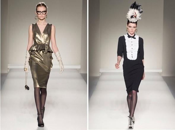 Изображение 5. Показы на Milan Fashion Week FW 2011: день 3.. Изображение № 2.
