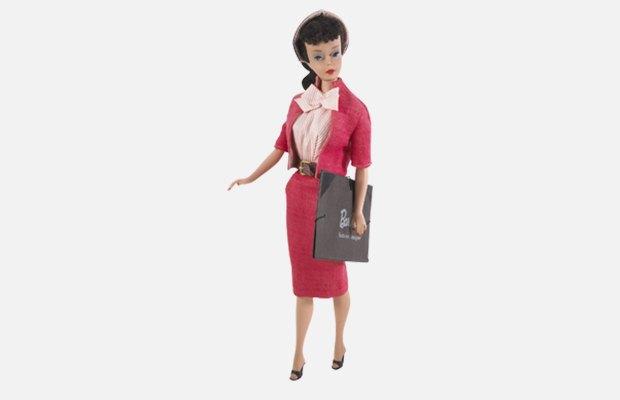 Карьерный рост:  Главные профессии Барби за 55 лет. Изображение № 3.