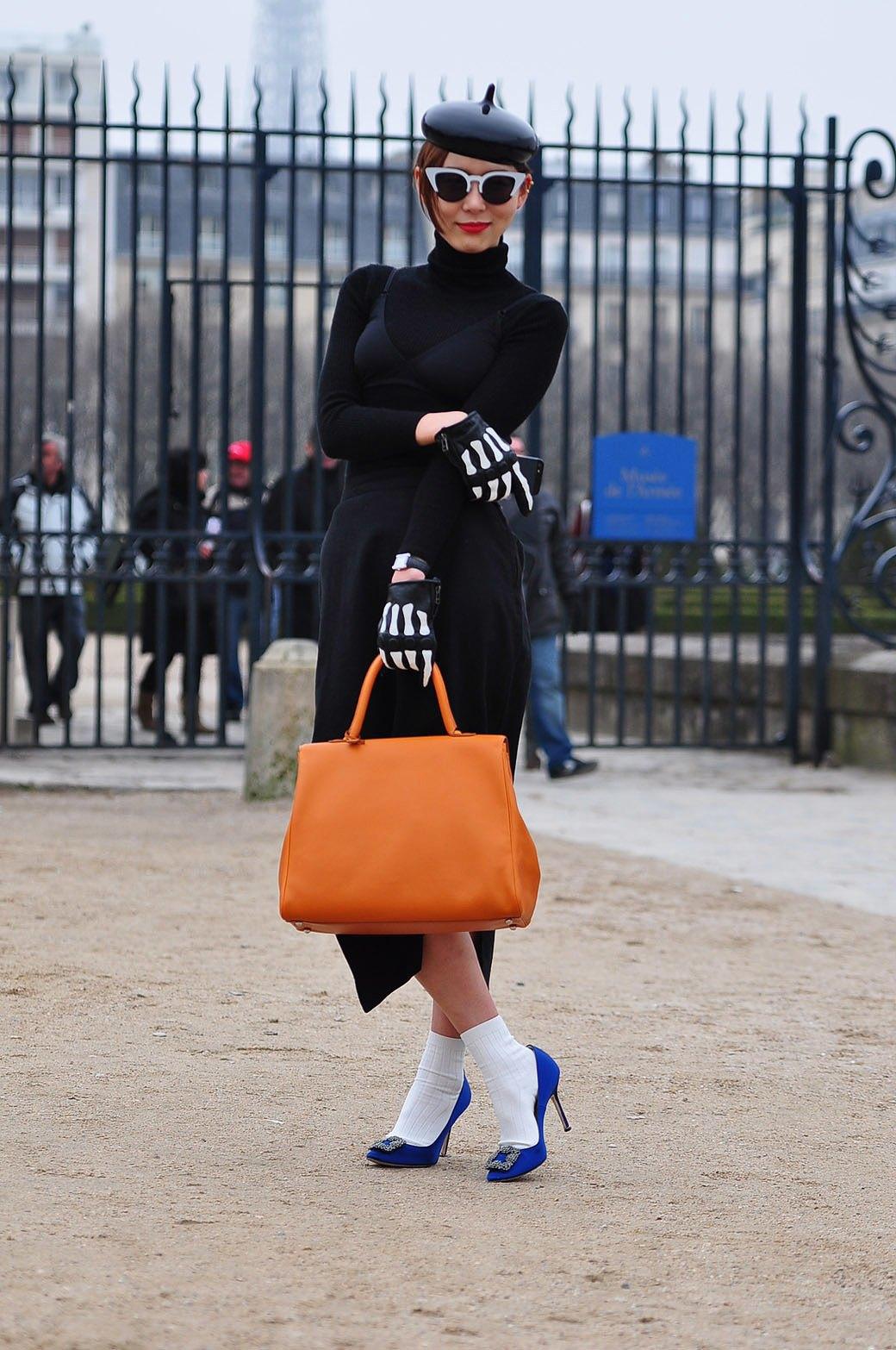 Гости Парижской недели моды FW13, часть 2. Изображение № 14.
