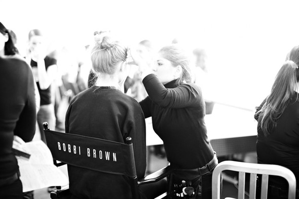 Репортаж: Показ Nina Donis FW 2012. Изображение № 6.