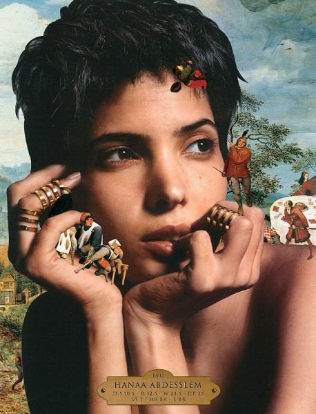 Композитки пяти модельных агентств к Нью-Йоркской неделе моды. Изображение № 71.