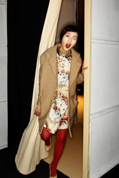 Новые лица: Лина Чжан, модель. Изображение № 54.