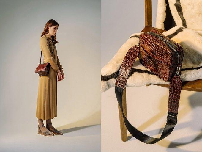 IMAKEBAGS показали новую коллекцию лаконичных сумок. Изображение № 3.