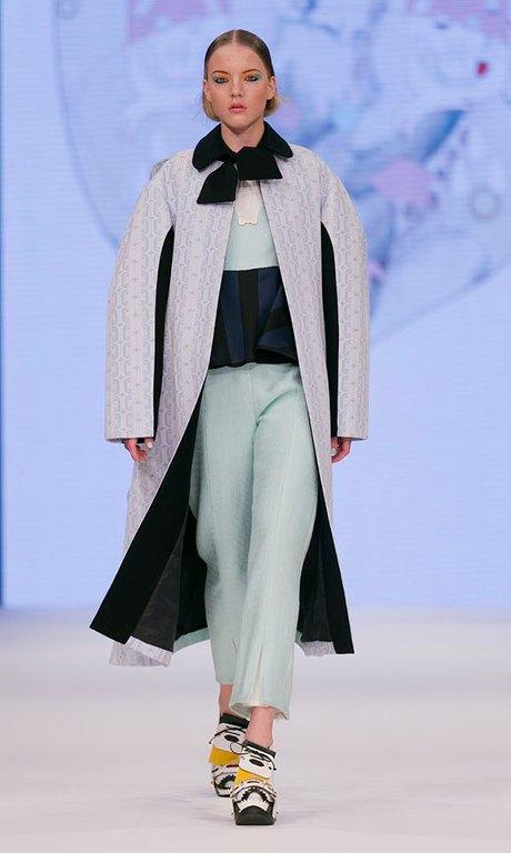 Минджу Ким, фэшн-дизайнер и победитель премии H&M. Изображение № 9.