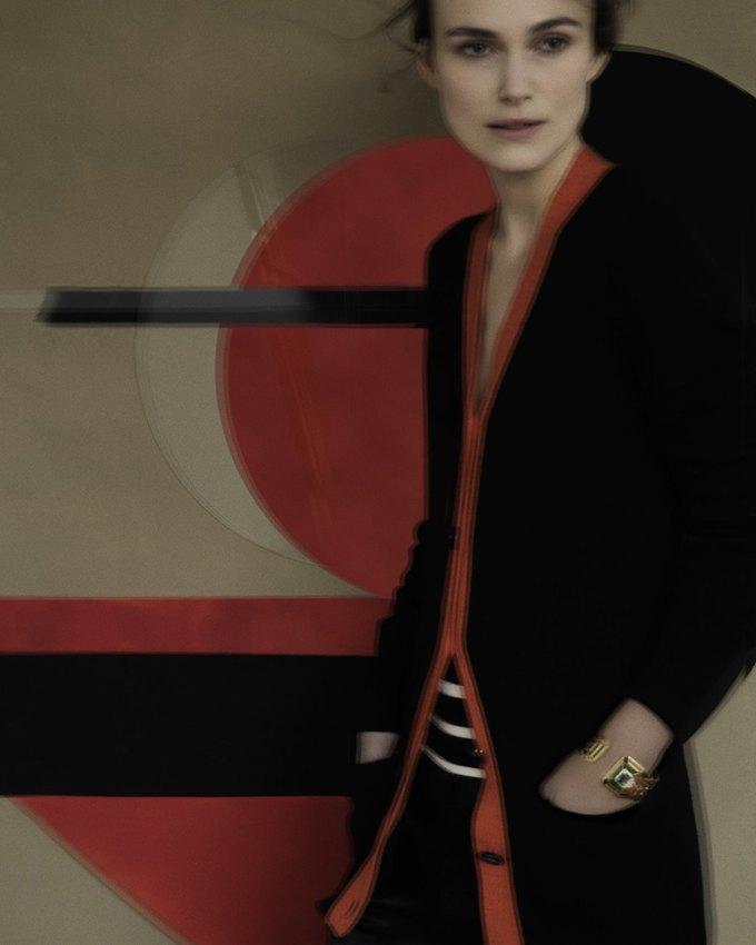 Кира Найтли снялась  в рекламе ювелирной коллекции Chanel. Изображение № 2.