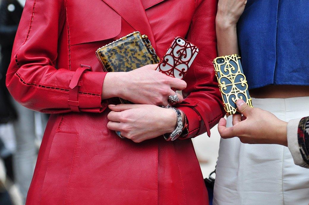 Гости Парижской недели моды FW13, часть 2. Изображение № 17.