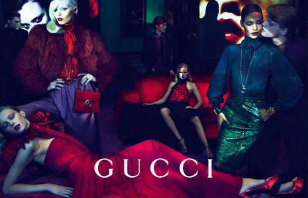 Рекламная кампания Gucci осень-зима — 2011/2012 . Изображение № 41.