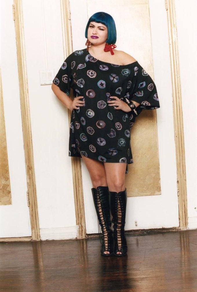 Бет Дитто представила новую коллекцию одежды плюс-сайз. Изображение № 5.