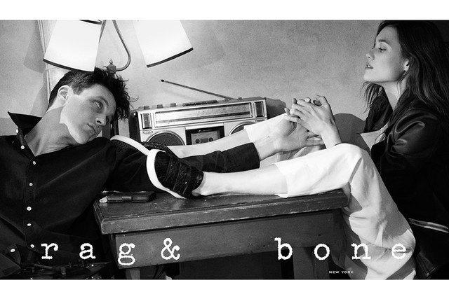 Майкл Питт снял короткометражный фильм для Rag & Bone. Изображение № 2.
