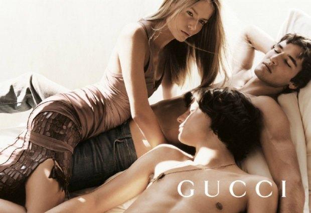 Рекламная кампания Gucci весна-лето — 2005. Изображение № 31.