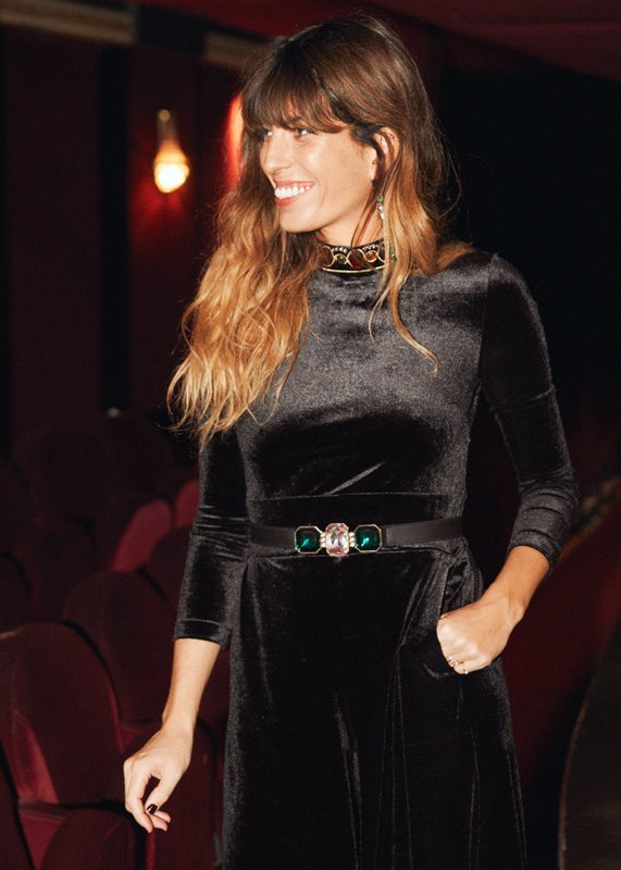 Лу Дуайон снялась в праздничной кампании & Other Stories . Изображение № 12.