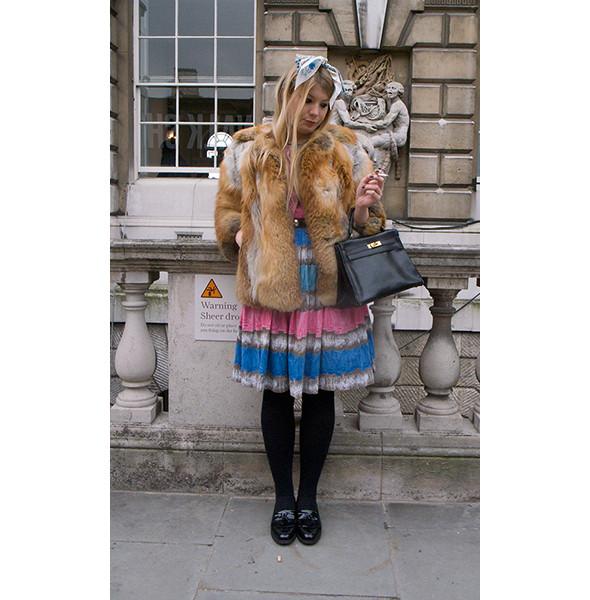London Fashion Week: день первый — луки. Изображение № 19.