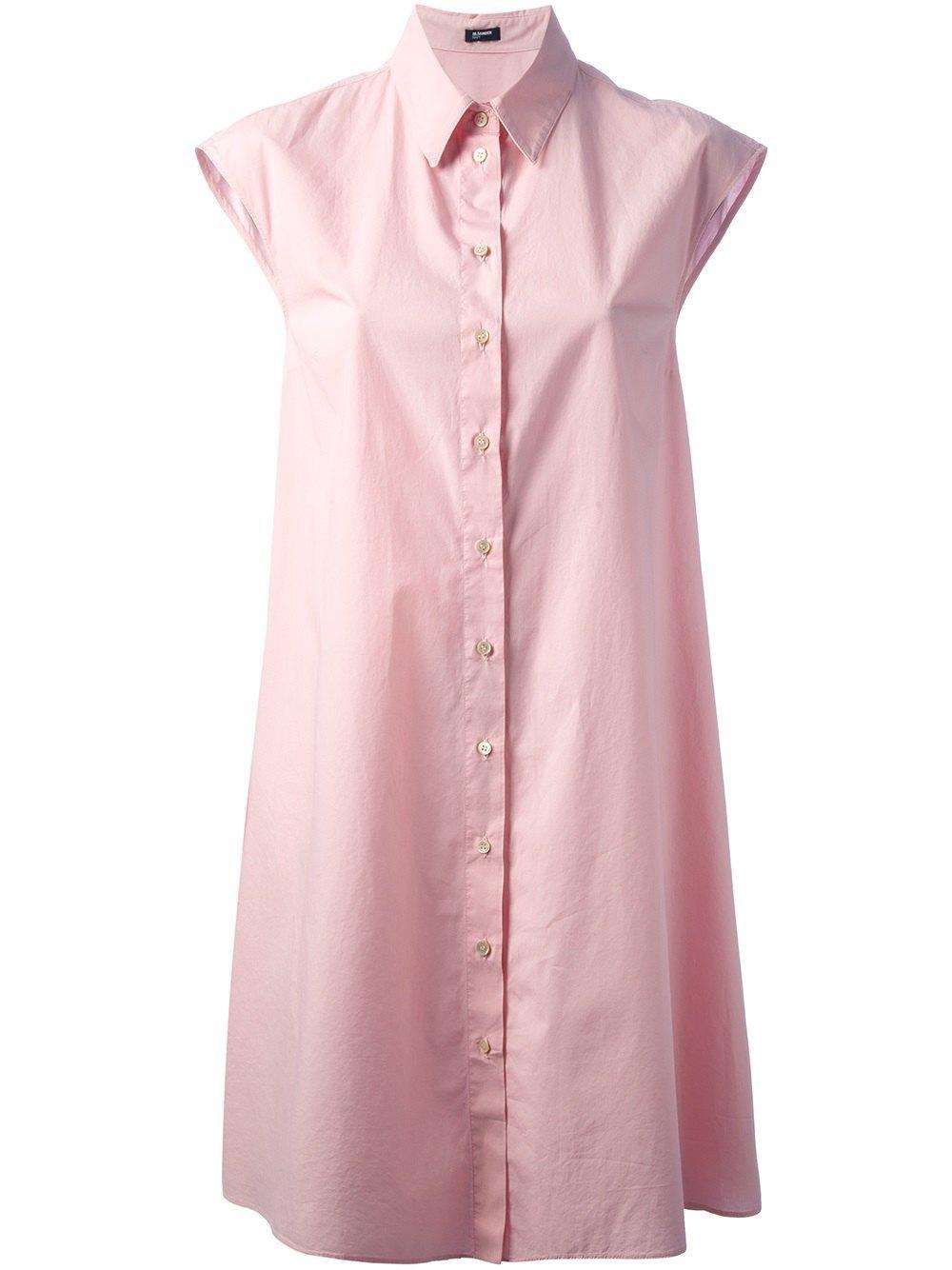 Платья-рубашки  в весенне-летних коллекциях. Изображение № 17.