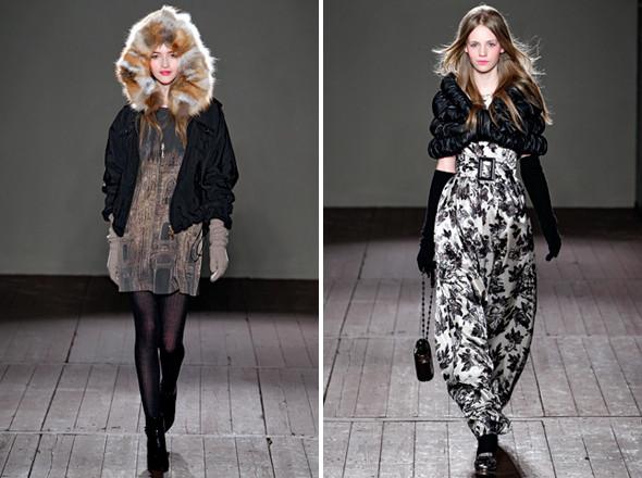 Изображение 7. Показы на Milan Fashion Week FW 2011: день 4.. Изображение № 10.