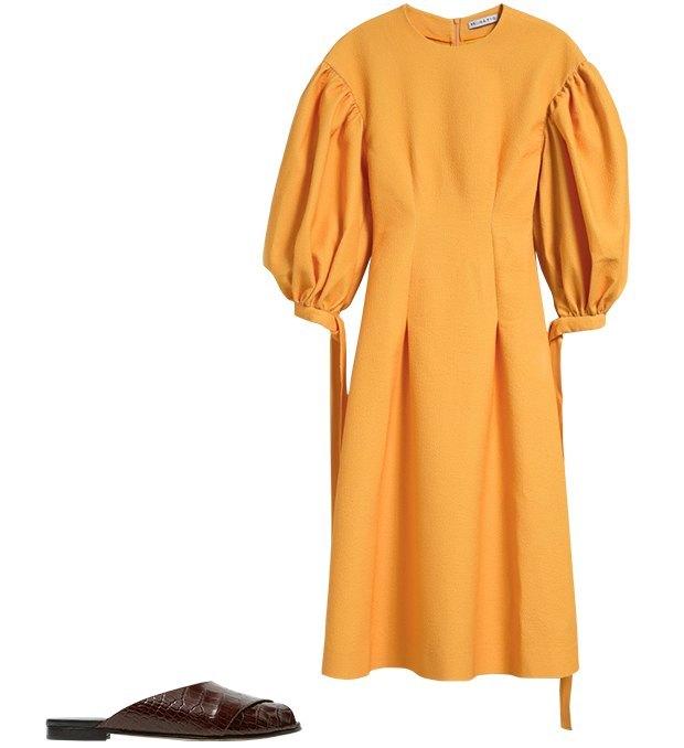 Комбо: Жёлтые вещи с остальными. Изображение № 2.